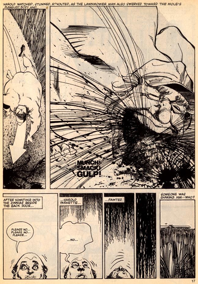 Michel Fiffe » Walt Simonson Master Post