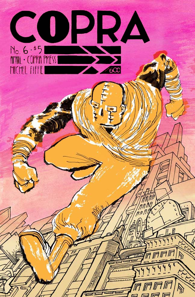 Copra 6 Cover