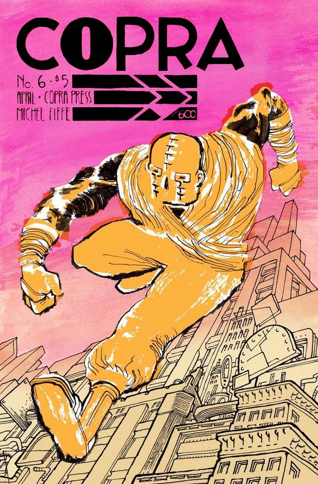 Copra 6 Cover