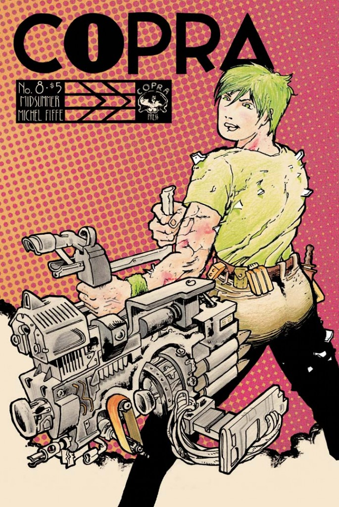 COPRA EIGHT cover