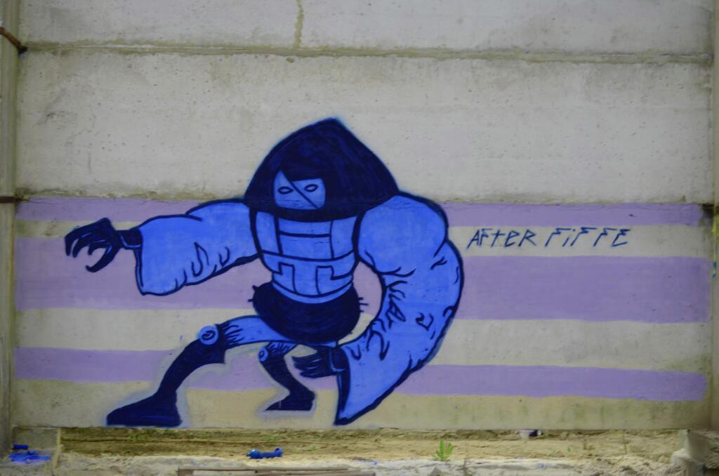 Vitas Graffiti