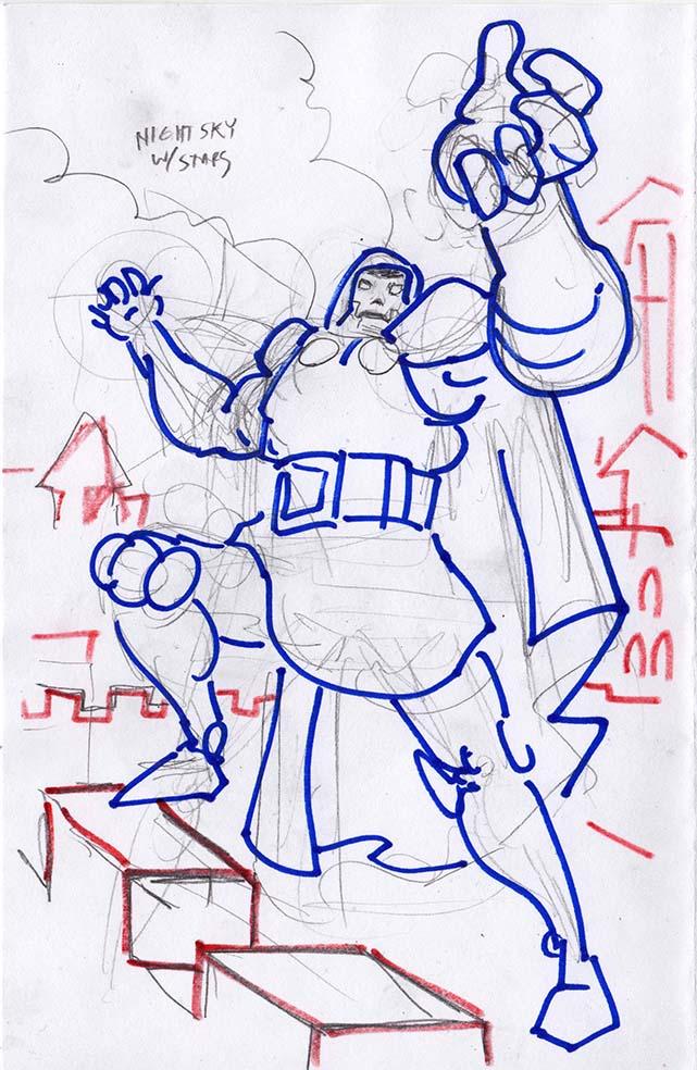 Doom sketch