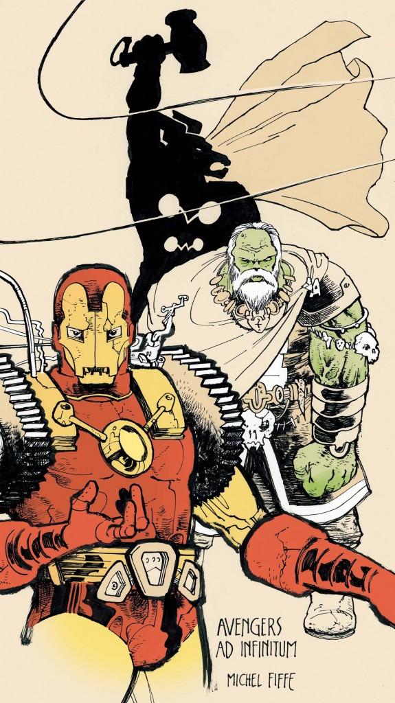Avengers Ad Infinitum