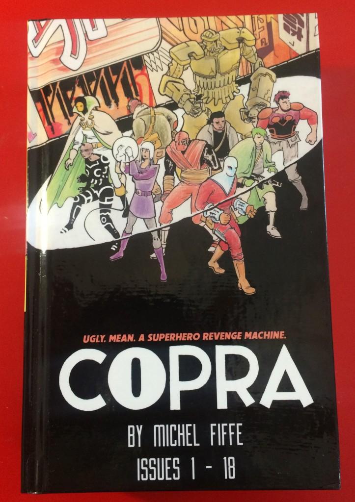 COPRA BOUND 2