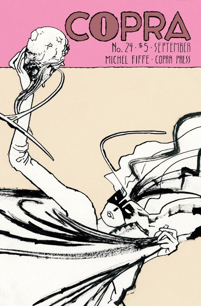 COPRA 24 COVER