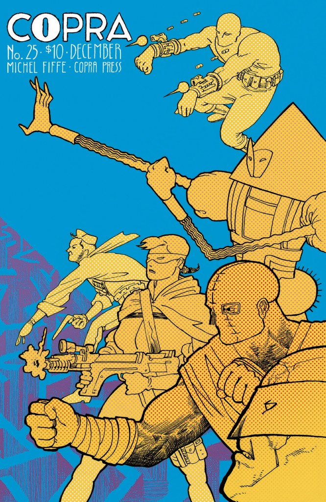 COPRA 25 cover DEC