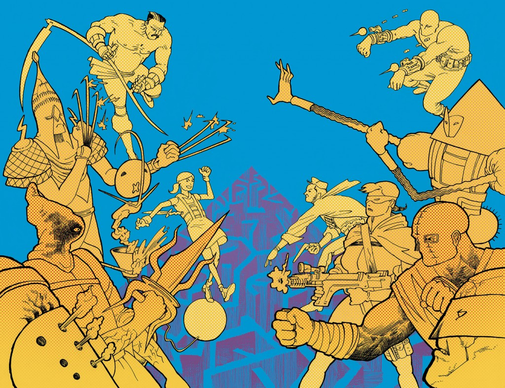 COPRA DOUBLE COVER 25
