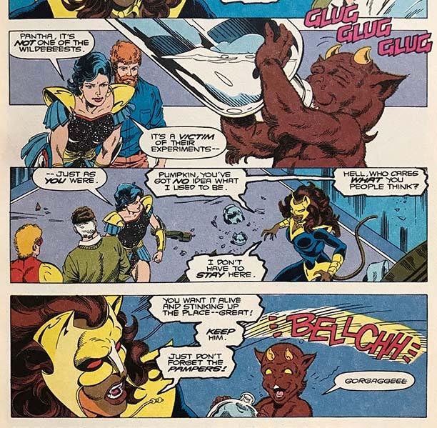 Teen titans spotlight raven